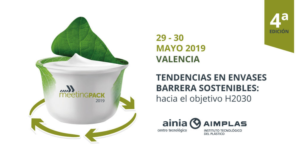 MeetingPack2019 - Tendencias en materiales y envases barrera
