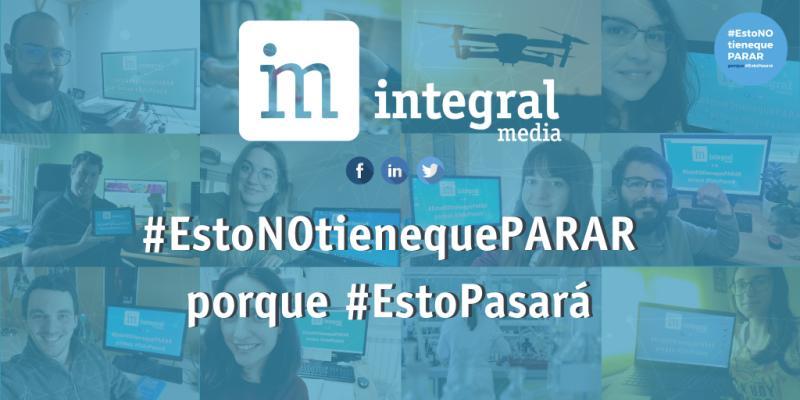 IM #EstoNOtienequePARAR porque #EstoPasará
